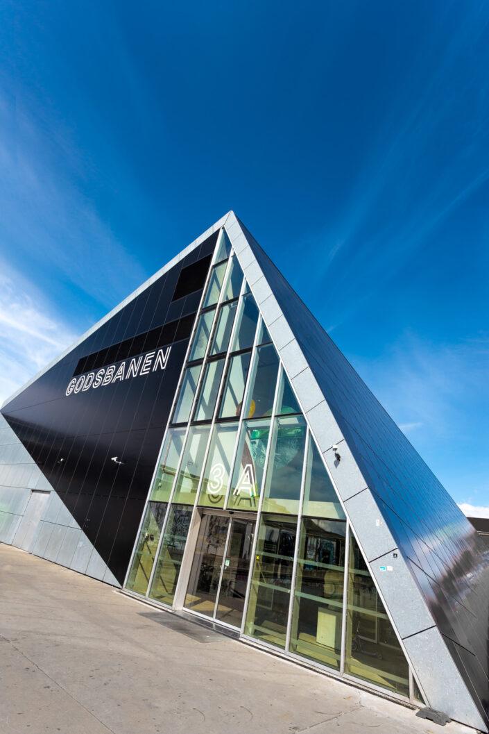 Thomas Illemann arkitekturfotografi architecture photography danmark denmark aarhus godbanen 3XN A/S