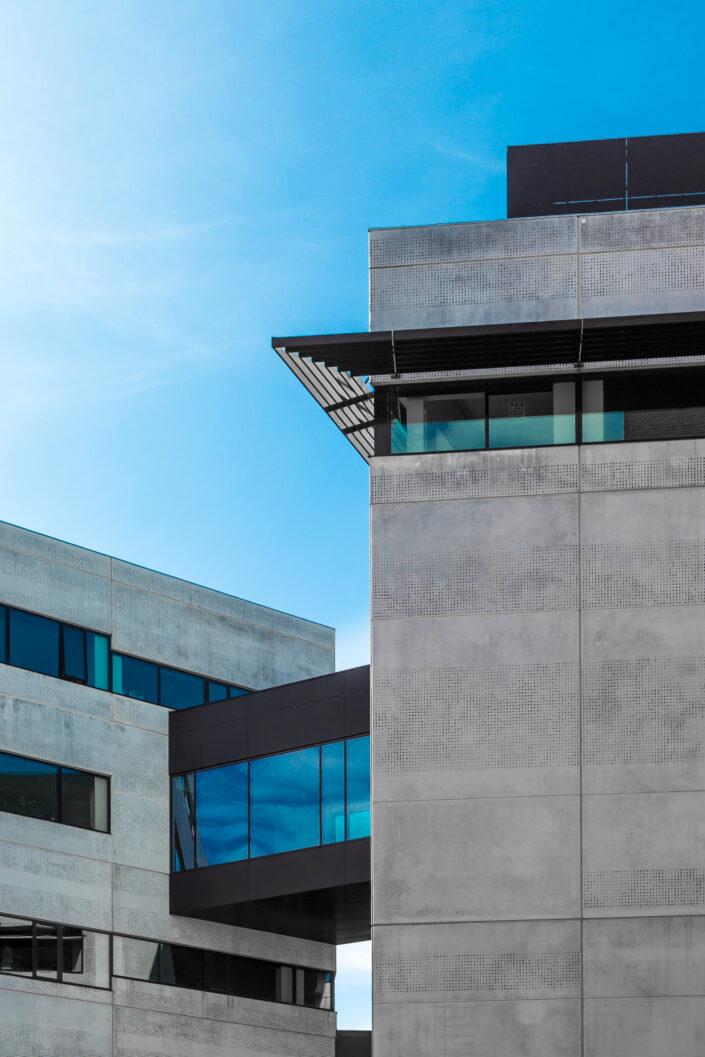 Thomas Illemann arkitekturfotografi architecture photography danmark denmark aarhus ceresbyen VIA University College Arkitema Architects Niras A. Enggaard A/S
