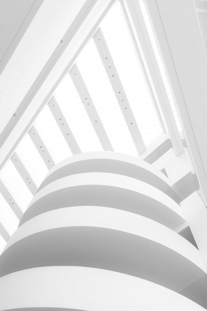 Thomas Illemann arkitekturfotografi architecture photography danmark denmark visit aarhus ARoS Aarhus Kunstmuseum museum trapper stairs Niras A/S